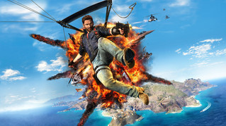 Just Cause 3 Prospective Trailer