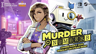 Murder by Numbers Announcement Trailer