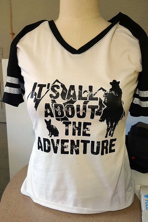It's All About the Adventure - Women