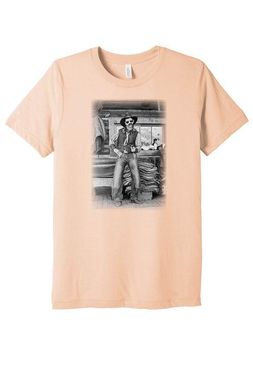 Cowboy Bob Fundraiser t-shirt