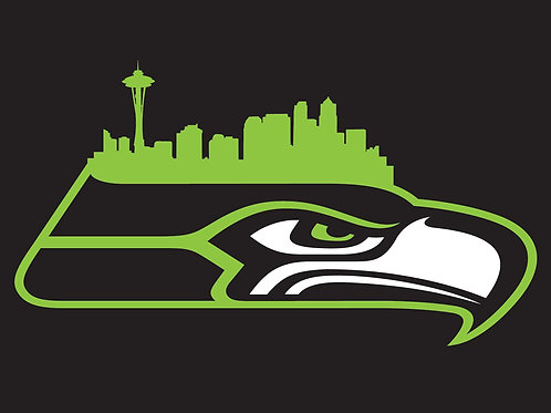 Skyline Hawk Decal