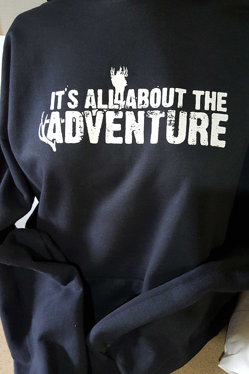 It's All About the Adventure Hoodie
