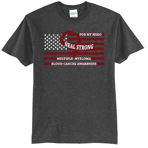 Neal Strong t-shirt