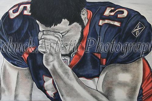 Throwback Denver Broncos - Tim Tebow