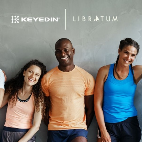KeyedIn Launches Employee Wellness Program, In Partnership with Libratum