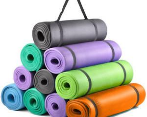 Choosing a Pilates Mat - Top Tips