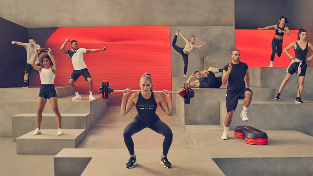 Foster Physical Wellbeing with Les Mills On Demand