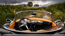 The Body of a Porsche - Good Posture