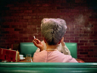 Favourite art/photography: William Eggleston