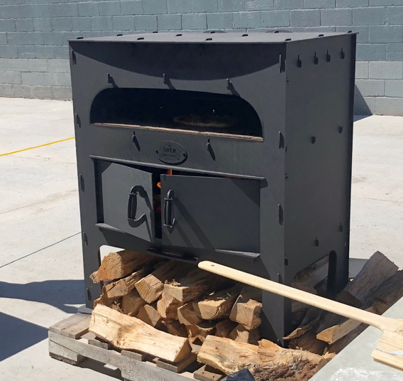 OVEN BROTHERS OUTDOOR WOOD FIRED OVENS