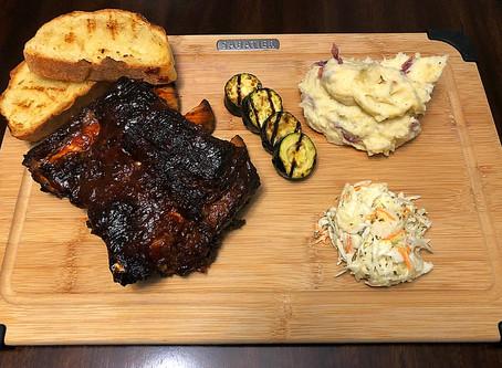 Amazing BBQ Beef Ribs