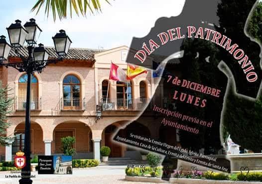 Día del Patrimonio en La Puebla de Almoradiel