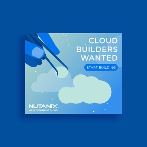 Cloud Builders Wanted
