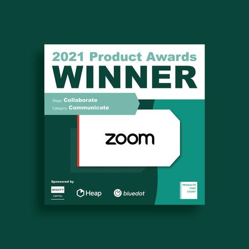 2021 Product Awards