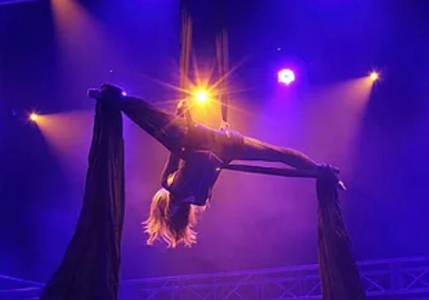 Aerial Yoga & Silk
