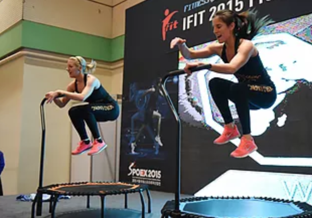 World Jumping Fitness