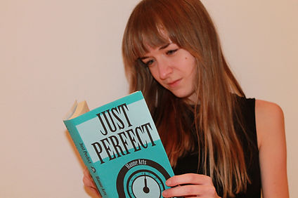 Just Perfect - young adult novel clearing up mental health stigma
