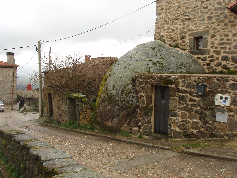 Bolos graníticos integrados El Mirón