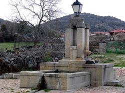 El Pilón en Sta. María del Berrocal