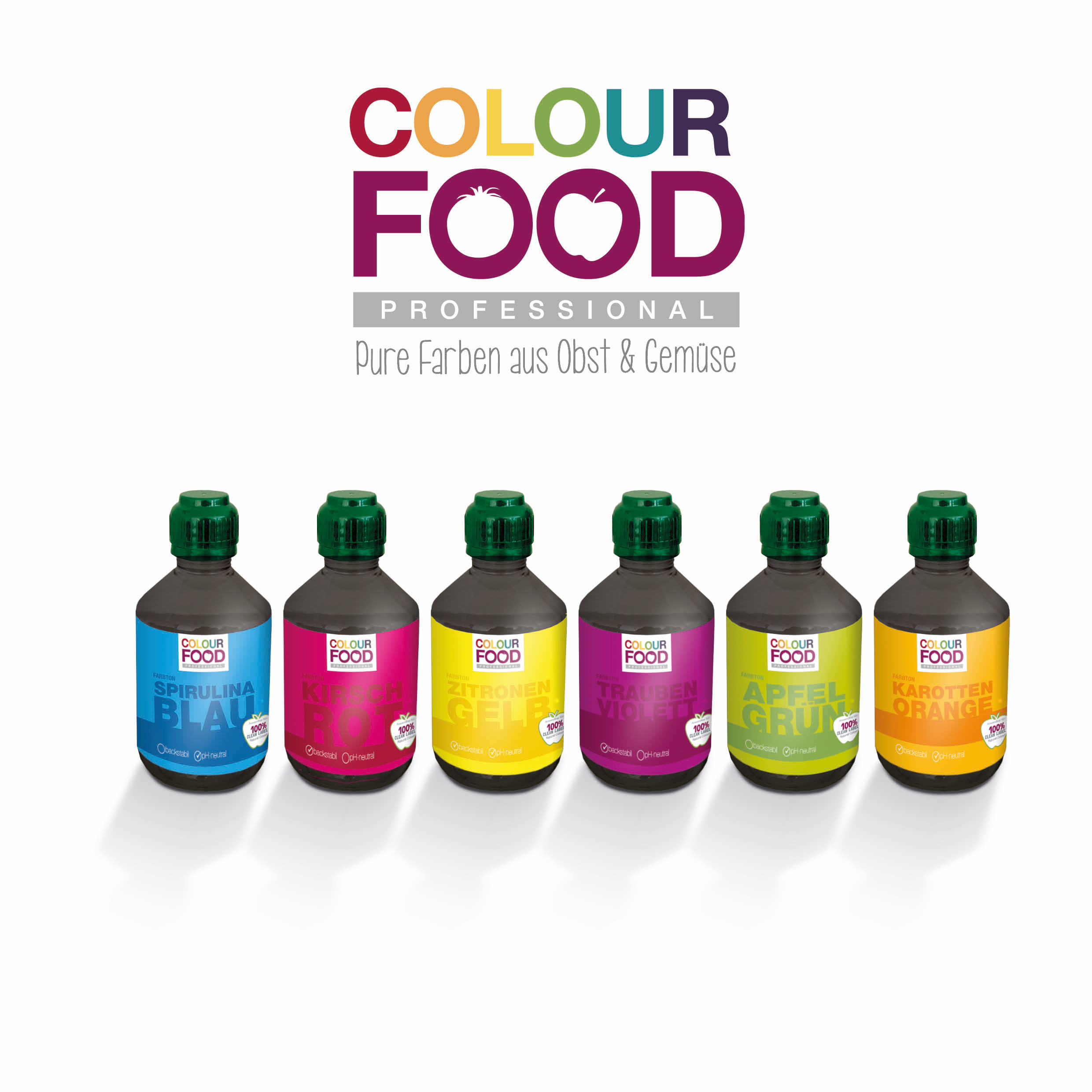 Business Development: Colourfood Professional_Produkte