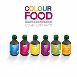 Business Development: Colourfood Professional_Produkte