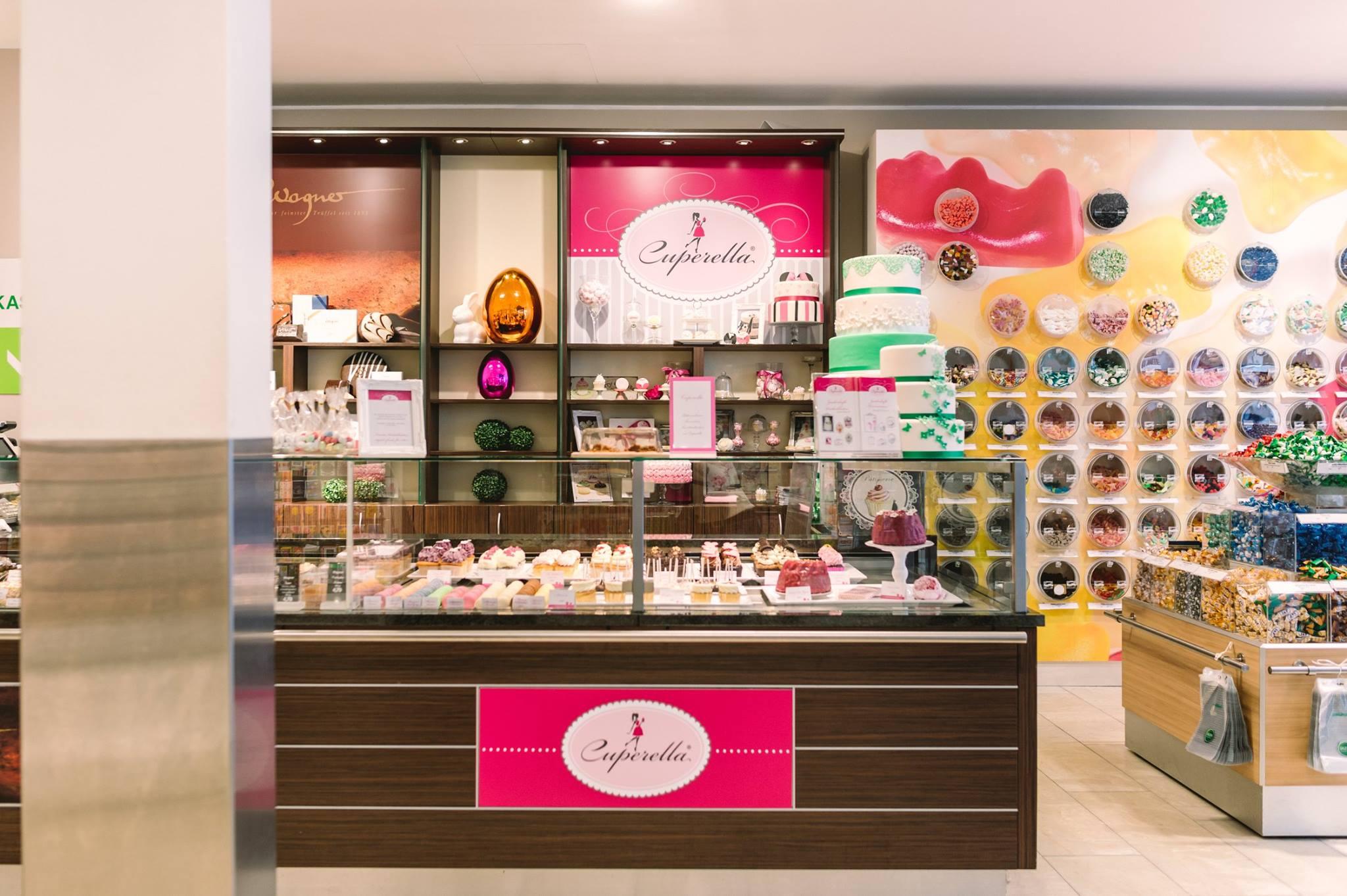 Optimierung: Cuperella Store Konzept in Galerie Kaufhof