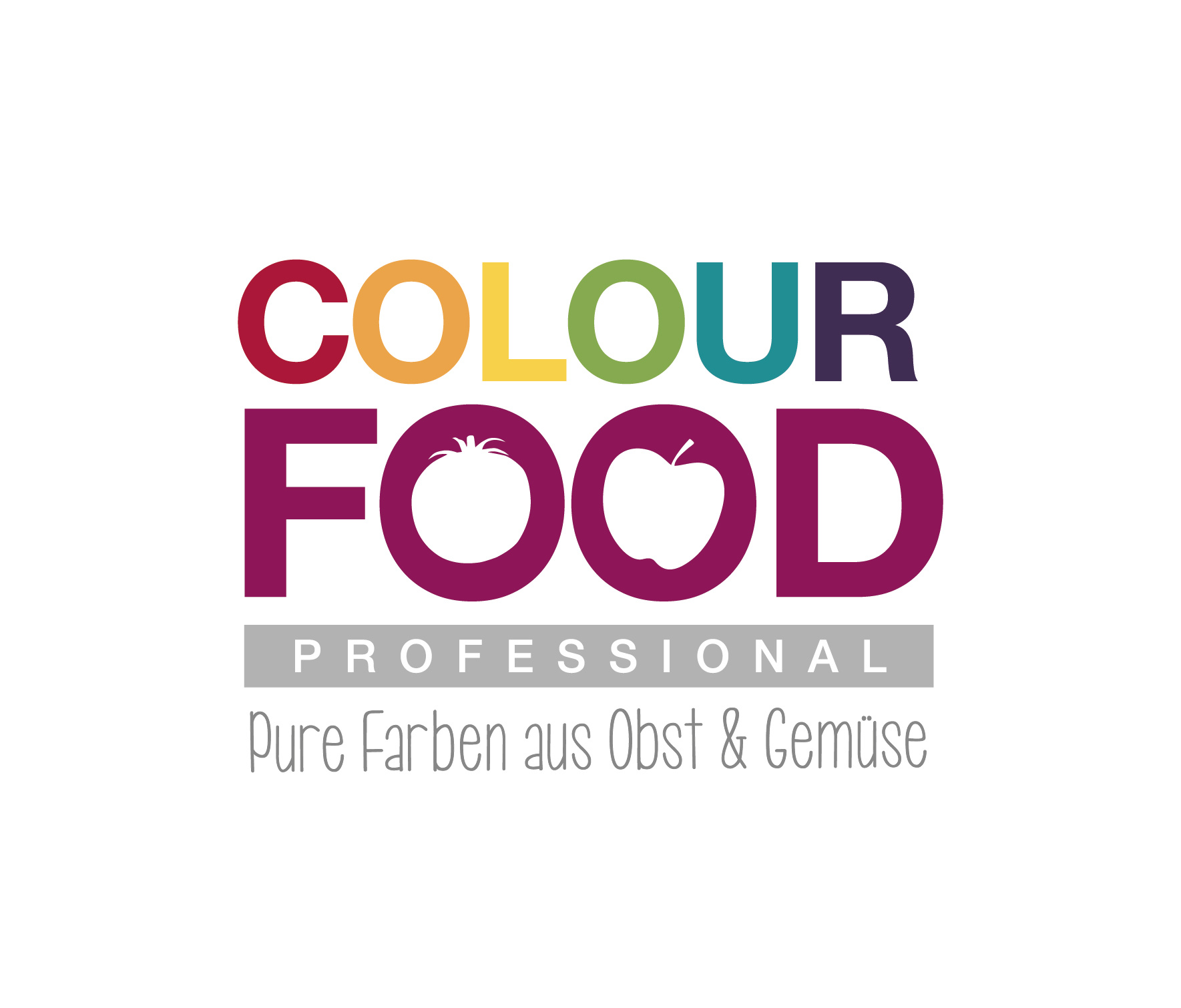 Business Development: Colourfood Professional_Logo
