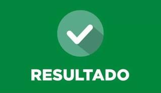 RESULTADO DO PROCESSO SELETIVO -  LAESP 2018.2
