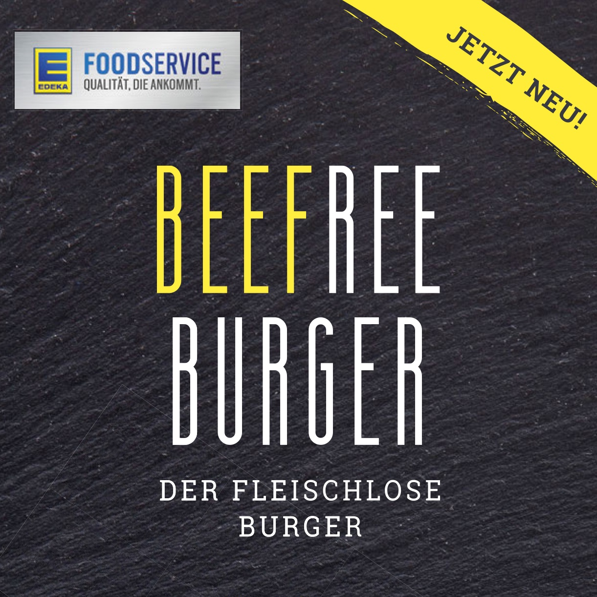 Business Development / Co-Gründer: EDEKA FS PLANTY-BASED BURGER