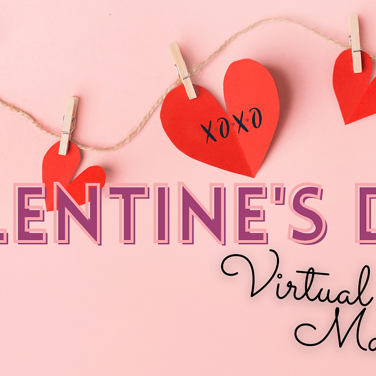 Valentine's Day Virtual Vendor Market