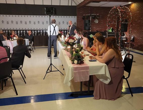 Kayla and Rick Wedding