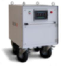 Delta3R heat treatment Parmaprogetti Generator