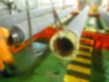 off shore induction heating Parmaprogetti 13