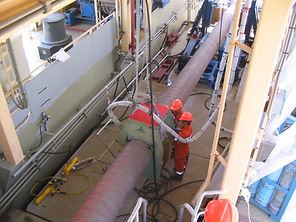 off shore induction heating Parmaprogetti 03