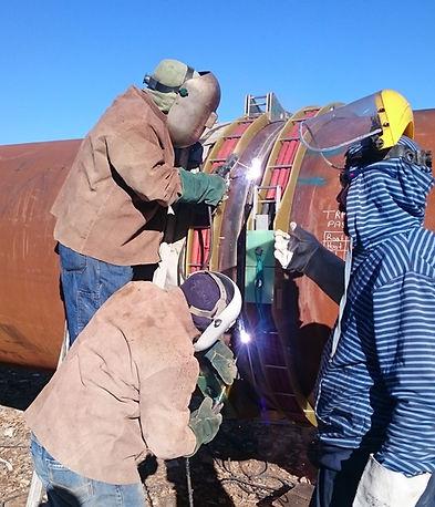 welding preheating Parmaprogetti 01