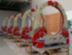 induction heating coils production Parmaprogetti