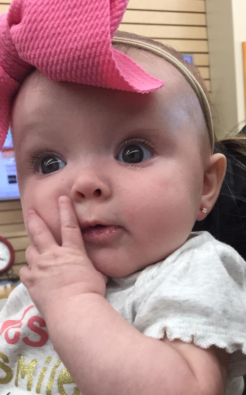 Baby Allie Gentry Jan 2020