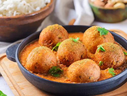 Malai Kofta (Indian Veggie Balls) Recipe