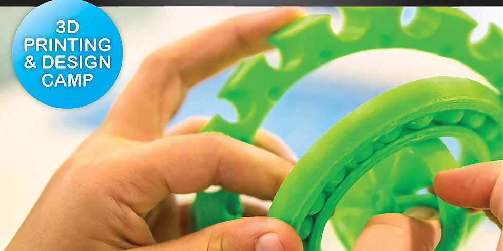 Sri Petaling | 3D Printing & Design Camp | RM188