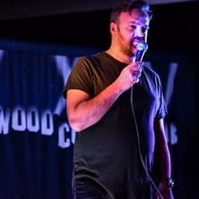 Jimmy at the Hollywood Comedy Club