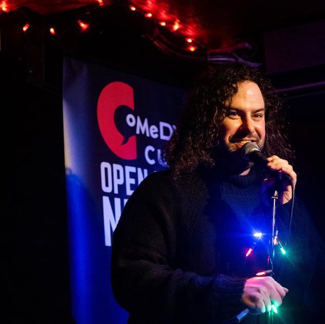 Comedy Cult December