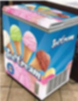Ice Cream concession rental sterling heights michigan
