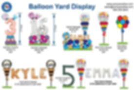 Updated balloon yard display.JPG
