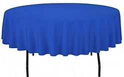 Round Table Cloth Rental
