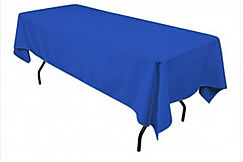 Rectangle Table Cloth Rental
