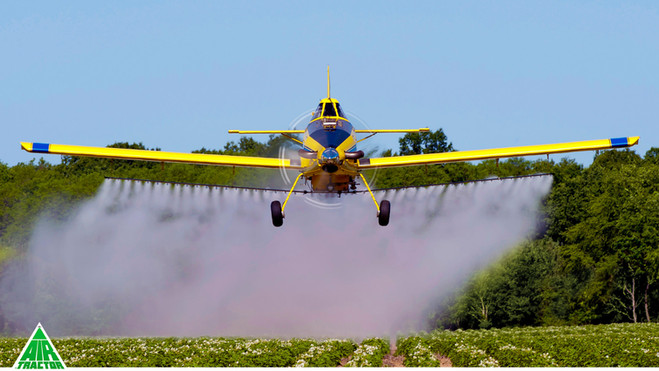 AT-502B : World's Most Popular Ag Plane.