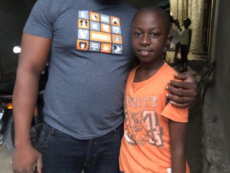 Student & Family Highlight: Linksky Pierre