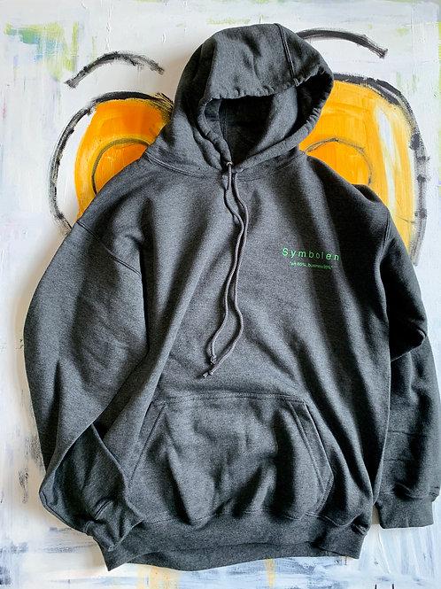 新マリパ (cannabis hoodie)