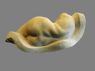 reclining nude II