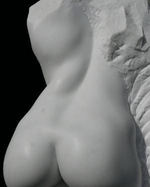 twisted nude V